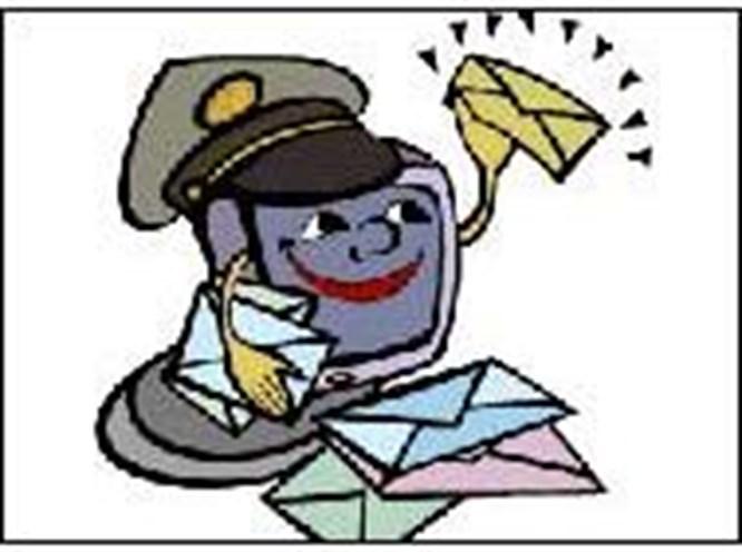 Elektronik posta aşk taşıyor